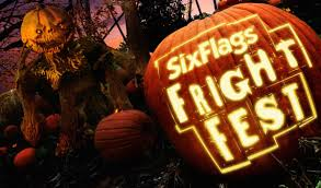 Six Flags Ct Six Flags Gets Spooky For Halloween