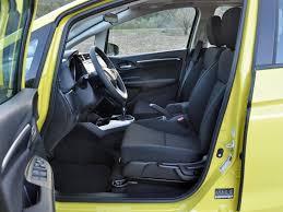 car seat honda fit review 2015 honda fit ny daily