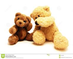teddy bears friends royalty free stock photography image 2445687