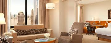 Living Room Vs Parlor Millennium Hilton New York Downtown Hotel In Het Financiële