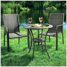 High Patio Table And Chairs Balcony Height Patio Dining Furniture Set Balcony Height Outdoor