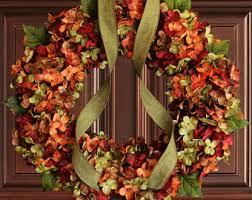 autumn wreath fall wreath thanksgiving wreath front door wreath