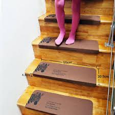 stair treads anti slip stair mats rugs pads runner mute staircase
