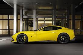 Ferrari F12 2013 - images ferrari 2013 f12 berlinetta luxury yellow side automobile