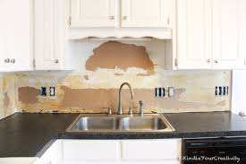 Kitchen Beadboard Backsplash by Kindle Your Creativity Diy Beadboard Backsplash