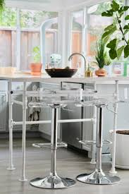 How To Make A Kitchen Island How To Make An Awesome Kitchen Table With Plumbing Pipes