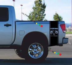custom dodge ram badges 2 dodge ram truck mopar logo syle 2 bedside vinyl decal custom