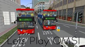 London Bus Map Let U0027s Play Omsi Episode 8 London U0026 South Map Route 14 Youtube