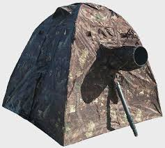Pop Up Hunting Blinds Want To Shoot Intimate Bird Portraits Try A Portable Blind Audubon