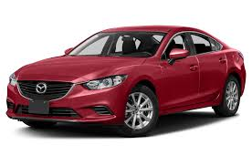 2016 mazda mazda6 new car test drive