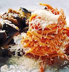 cuisine sicilienne recette tagliatelles à la sicilienne recette les pates et cuisine