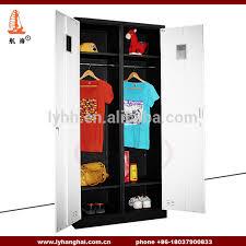 Wardrobe Storage Cabinet Approved Vendor Steel Wardrobe Storage Cabinet Fashion Design