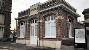 bureau de poste villeneuve d ascq l ancien bureau de poste de la gare va devenir une viennoiserie