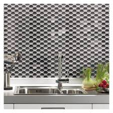 tiles backsplash dark grey countertops large travertine tiles