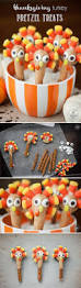 thanksgiving fun desserts best 25 pretzel turkey treats ideas on pinterest thanksgiving