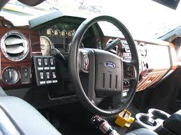 Ford F250 Interior Post Your Pictures Of Custom Interior Mods F 250 Ford Truck