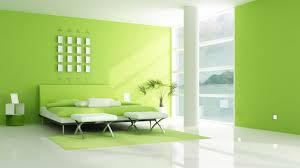 Minimalist Bed Bedroom Minimalist Bedroom Ideas With Green Wall Painted And