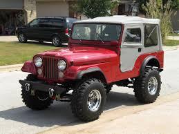 cj jeep yellow 1973 jeep cj 5 civilian cj u0026 dispatcher dj jeeps pinterest