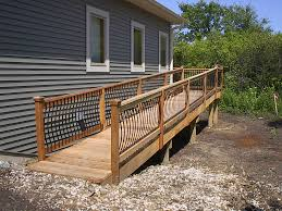 Wrap Around Deck by Thomas Fence U0026 Deck Co