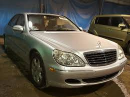 2003 mercedes s500 for sale wdbng84j23a379924 2003 silver mercedes s500 4mati on sale