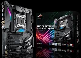 asus intros rog strix x299 xe gaming motherboard techpowerup forums