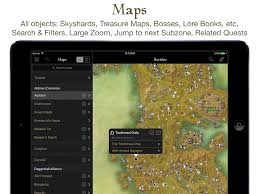 Eso Maps Database For Eso App Ranking And Store Data App Annie