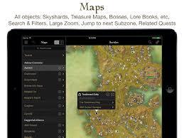 Eso Skyshard Map Database For The Elder Scrolls Online App Ranking And Store Data