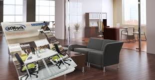 Atwork Office Furniture by Atwork Office Interiors Hard Day At Work Interior Broken
