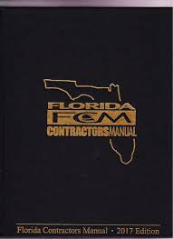 florida contractor u0027s manual u2013 2017 palm construction