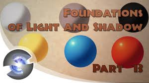 foundations of light and shadow part 13 colour spheres youtube