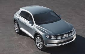 volkswagen coupe volkswagen cross coupe concept