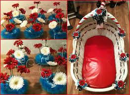 dr seuss centerpieces seuss baby shower decorations