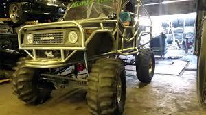suzuki monster truck suzuki samurai with a rear mounted sr20det engineswapdepot com
