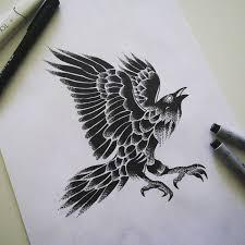 25 trending raven tattoo meaning ideas on pinterest shoulder