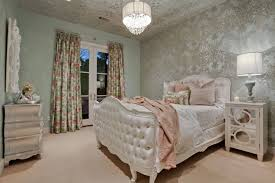 Luxury Bedroom Ideas by Elegant Bedrooms Complete With Its Own Crystal Chandelier And