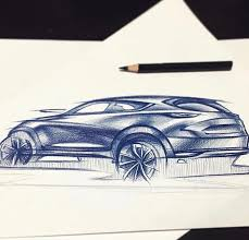 auto design studium 553 best transportation pencil sketches images on