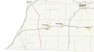 Michigan Map Outline by M 40 Michigan Highway Wikipedia
