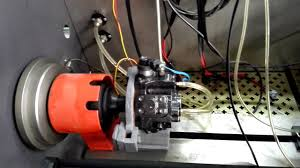 crs708 common rail injector and pump test bench youtube
