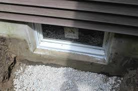 best basement window wells ideas all about house design