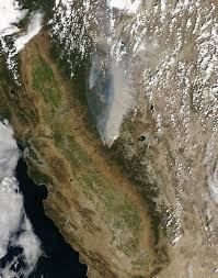 California Wildfire Fire Map by Rim Fire Wikipedia