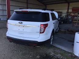 Ford Explorer White - item 1 ford explorer white schultz kansas farms