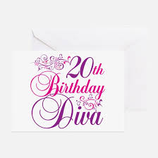 20th birthday princess 20th birthday princess greeting cards