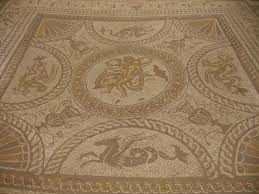 Fishbourne Roman Palace Floor Plan by Rockstar Romans Lwooddesigns