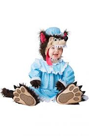 big bad wolf costume not so big bad wolf infant costume purecostumes