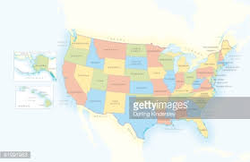 map of united states including us islands united states maps perrycastañeda map collection ut library where