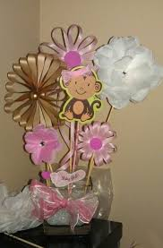 monkey decorations for baby shower baby shower food ideas baby shower centerpiece ideas monkey theme