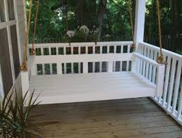 How To Make A Hanging Bed Frame Hanging Porch Bed Outdoor Beds That Will Make Nature Naps Worth It