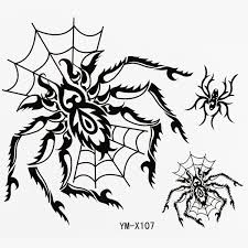 tattoo decal paper buy spider totem design insect waterproof temporary tattoo sticker paper