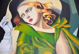 Tamara De Lempicka Art by Tamara De Lempicka Waevio