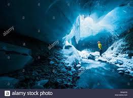 Ice Cave Iceland Stock Photos U0026 Ice Cave Iceland Stock Images Alamy
